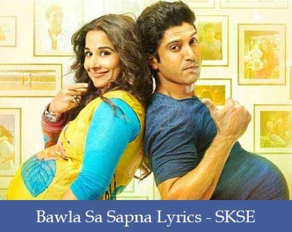 Bawla Sa Sapna Lyrics