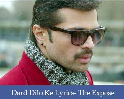 Dard Dilo Ke Lyrics