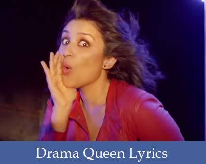 Drama Queen Lyrics
