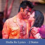 Hulla Re Lyrics