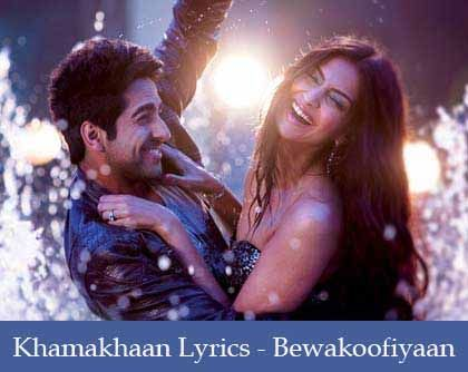 Khamakhaan Lyrics
