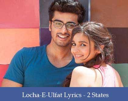 Locha-E-Ulfat Lyrics