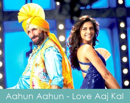 Aahun Aahun Lyrics