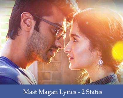 Mast Magan Lyrics