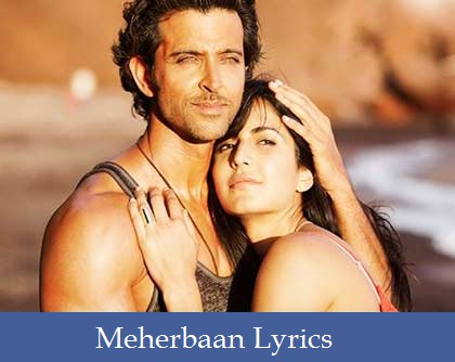 Meherbaan Lyrics