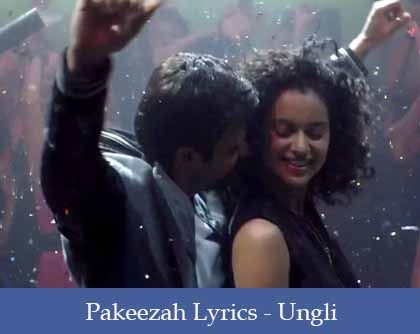 Pakeezah Lyrics