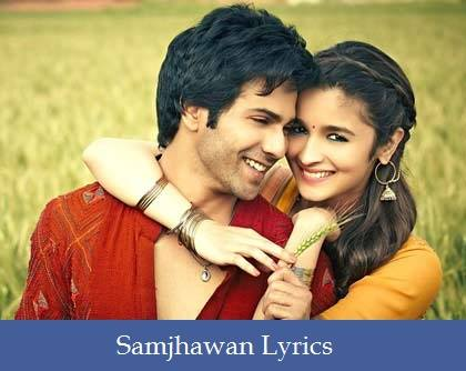 Samjhawan Lyrics