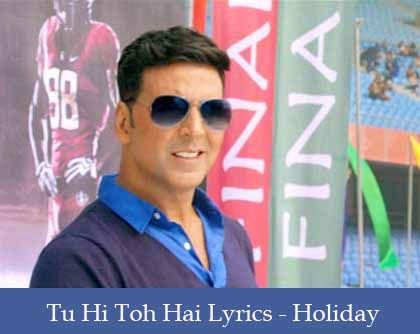 Tu Hi Toh Hai Lyrics
