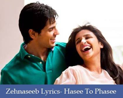Zehnaseeb Lyrics