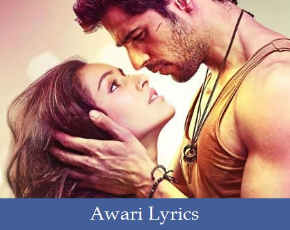 Awari Lyrics