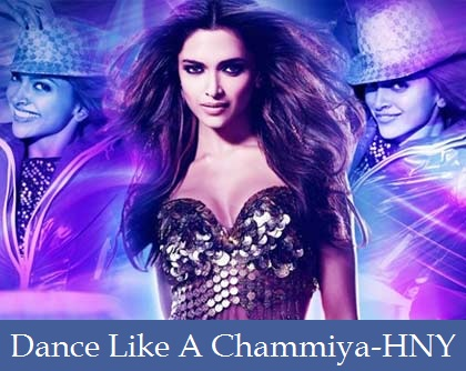Dance Like A Chamiya Lyrics