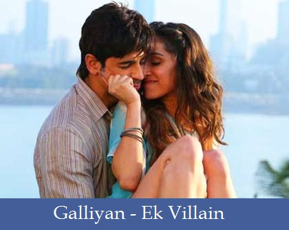 Galliyan Lyrics