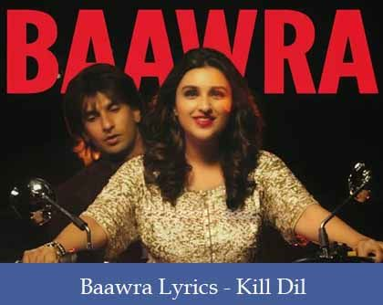 Baawra Lyrics