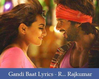 Gandi Baat Lyrics