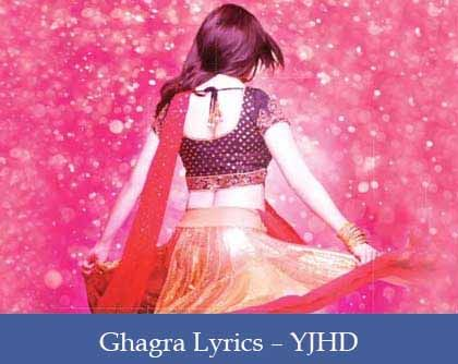 Ghagra Lyrics