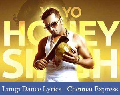 Lungi Dance Lyrics