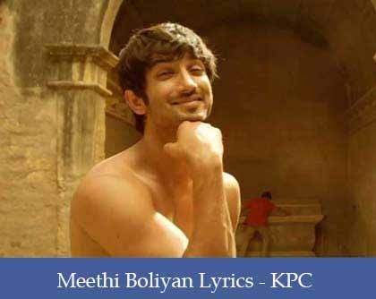 Meethi Boliyan Lyrics