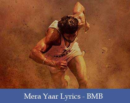 Mera Yaar Lyrics