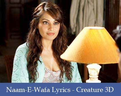 Naam-E-Wafa Lyrics