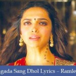 Nagada Sang Dhol Lyrics