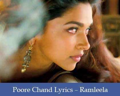 Poore Chand Lyrics