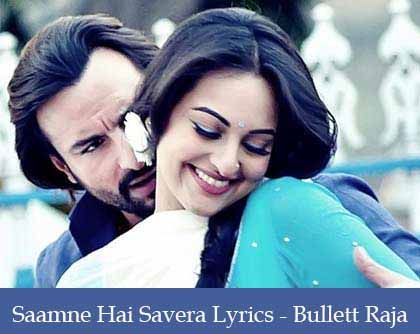 Saamne Hai Savera Lyrics