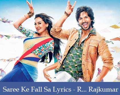 Saree Ke Fall Sa Lyrics