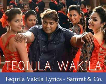 Tequila Wakila Lyrics