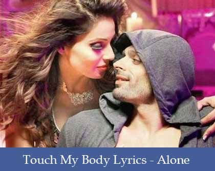 Touch My Body Lyrics