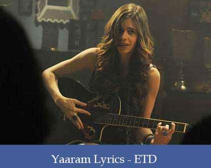 Yaaram Lyrics