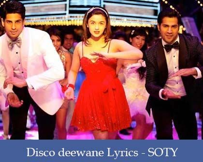 """Disco Deewane"" The Disco-Song"
