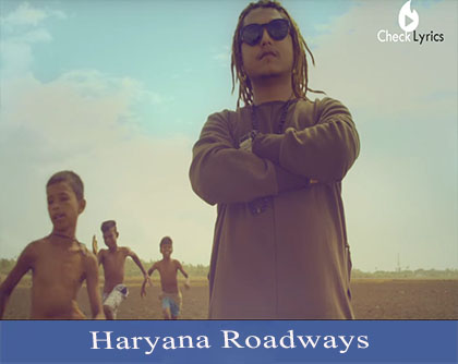 Haryana Roadways Lyrics | Pradhaan