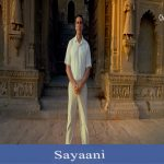 Sayaani Song Lyrics