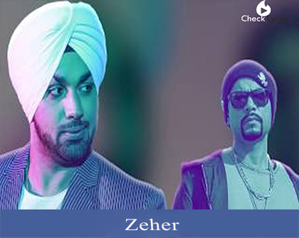 Zeher Lyrics