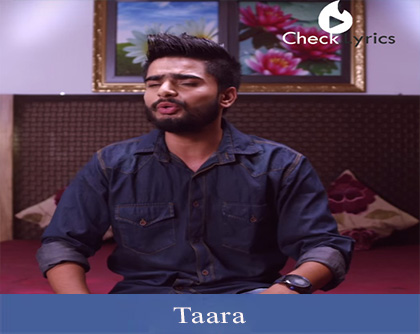 Taara Song Lyrics | Sajan