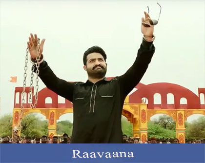Raavaana Lyrics