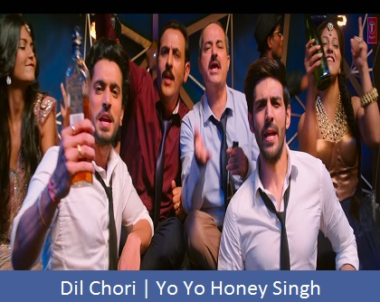 Dil Chori Lyrics | Yo Yo Honey Singh