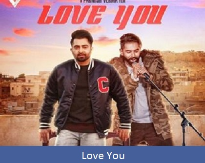 Love You Lyrics | Sharry Mann