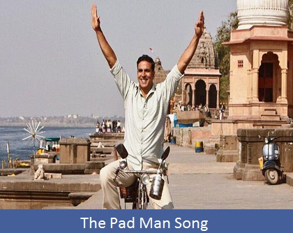The Padman Song Lyrics
