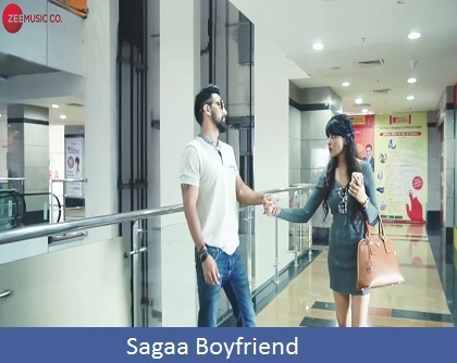 Sagaa Boyfriend Lyrics