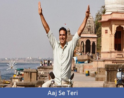 Aaj Se Teri Lyrics