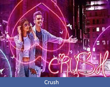 CRUSH LYRICS
