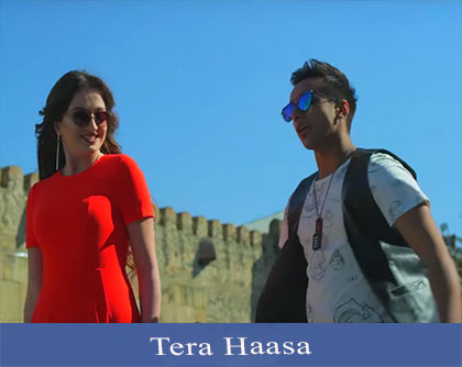 Tera Haasa Lyrics | Harshit Tomar