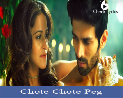 Chote Chote Peg Lyrics