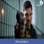 Sainika Lyrics