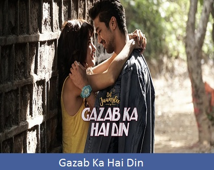 Gazab Ka Hai Din Song Lyrics