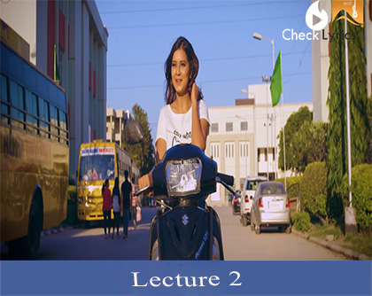 Lecture 2 Lyrics | Money Aujla