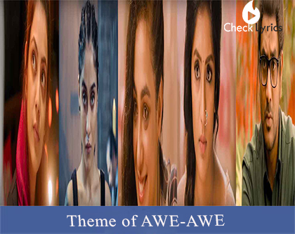 Theme of AWE Song Lyrics