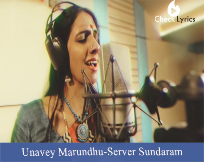 Unavey Marundhu lyrics
