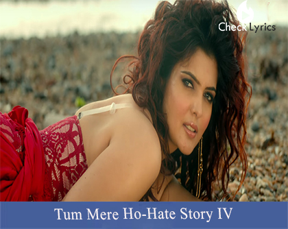 Tum Mere Ho Lyrics - Jubin Nautiyal - hate story 4